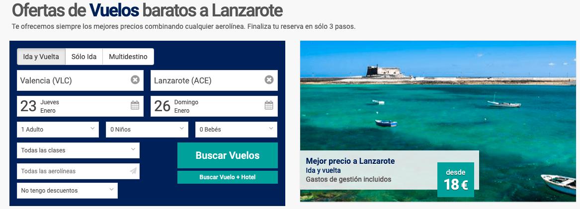 Guía de Viaje Lanzarote
