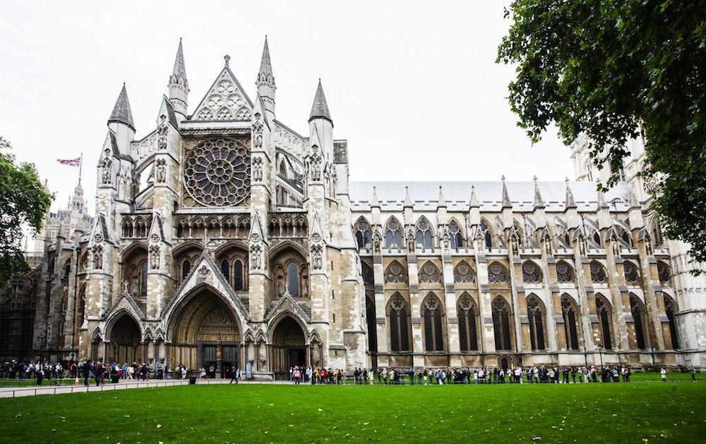 Que ver en Londres Abadía Westminster