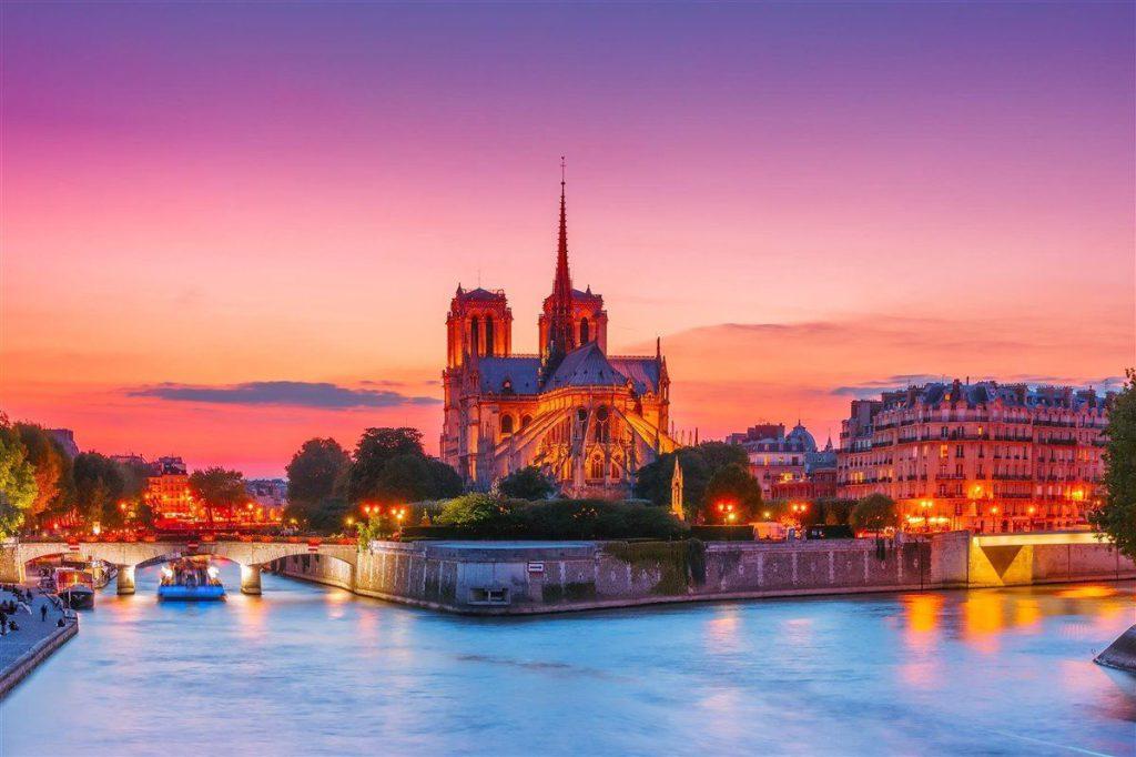 Guía de Viaje de París