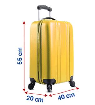 Equipaje en Ryanair, todo lo que necesitas saber.