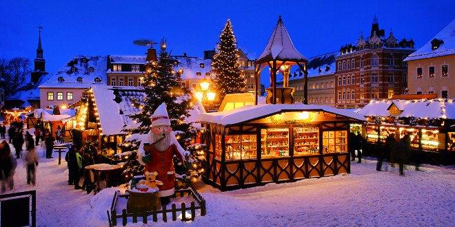 El puente de diciembre visitamos Mercados navideños (Alsacia)