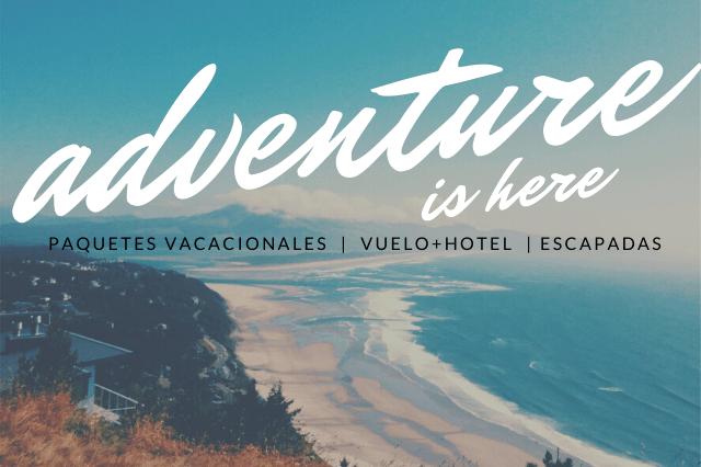 PAQUETES VACACIONALES _ VUELO+HOTEL _ ESCAPADAS_ VIAJES ELAN