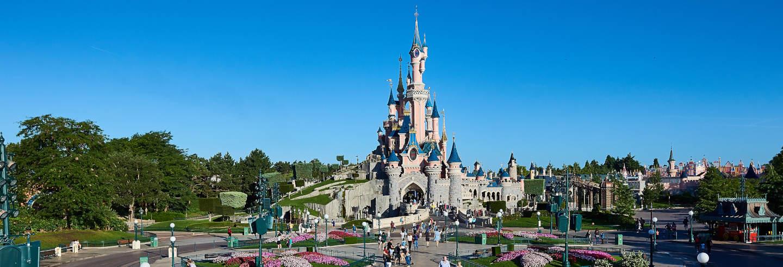 Cómo viajar a Disneyland París en coche