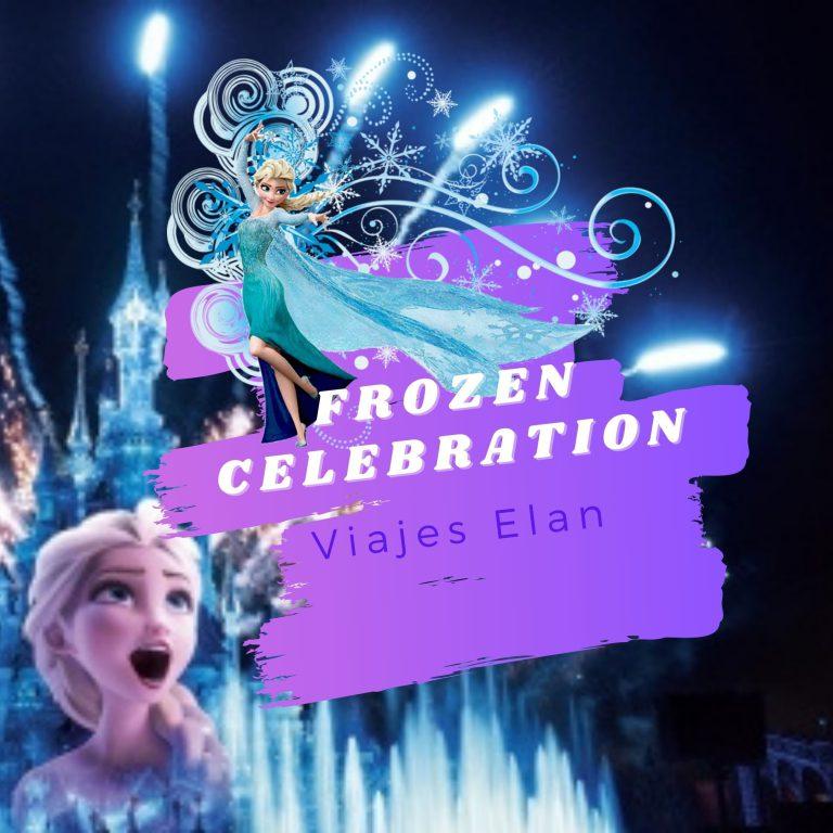 Disney Frozen celebration