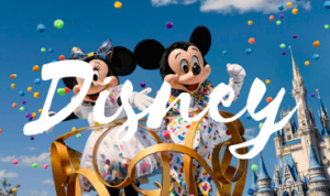 Disney Orlando y Disneyland París