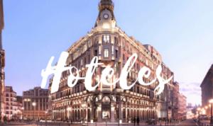 Hoteles apartamentos turísticos casas rurales