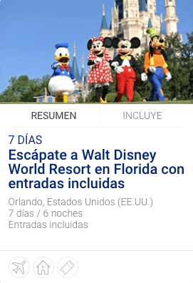 WaltDisney Wold Resort en Florida