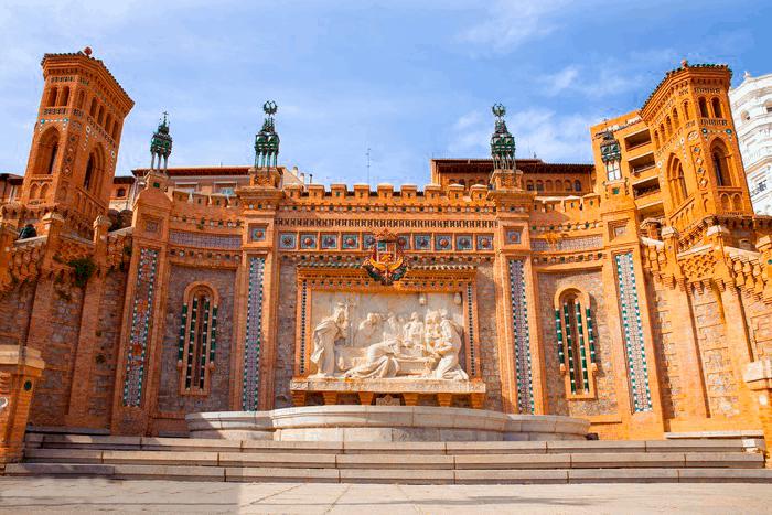 Teruel la ciudad encantada