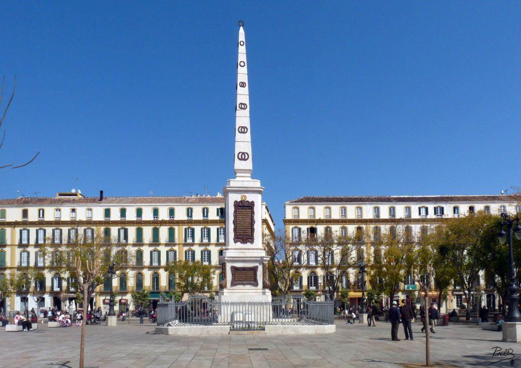 Málaga, Plaza de la Merced