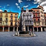 Teruel la ciudad encantada Plaza del Torico