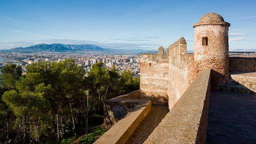 Málaga, Gibralfaro
