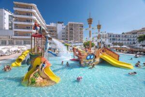 Hotel Sorra Daurada Splash 4* Malgrat de Mar