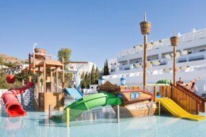 Hotel con toboganes Best Indalo 4*