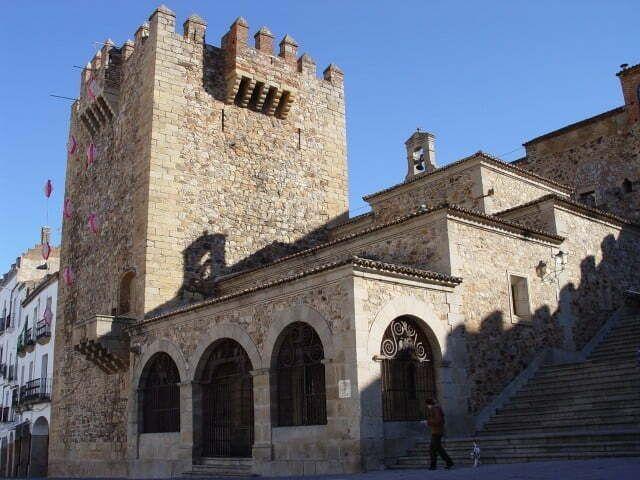 Torre de Bujaco-Cáceres