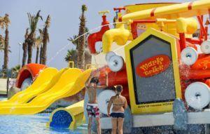 Hotel Mediterráneo Park en Almería e1464698814659 hoteles con toboganes