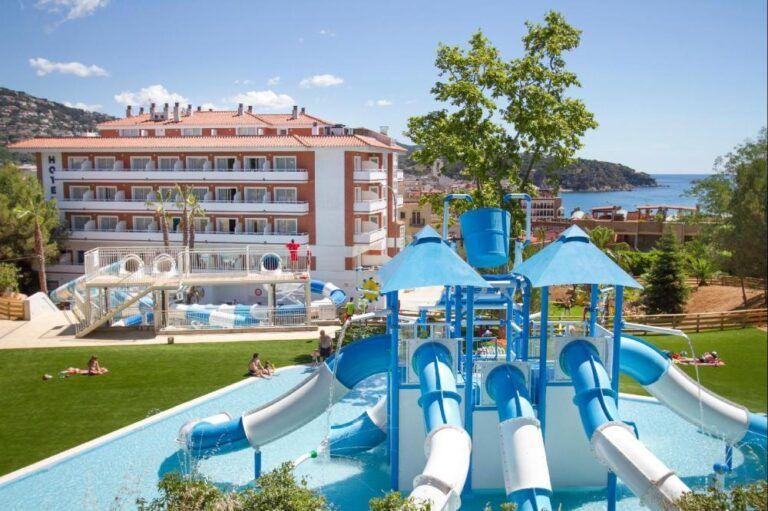 Hotel Gran Garbí Mar toboganes