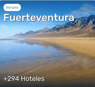 Hoteles Fuerteventura