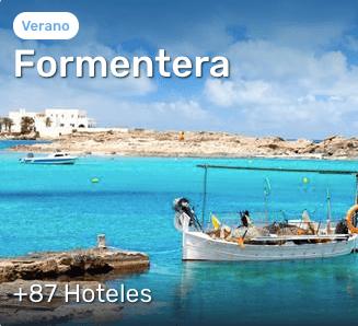 Hoteles Formentera