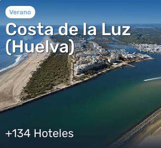 Hoteles Costa de la Luz