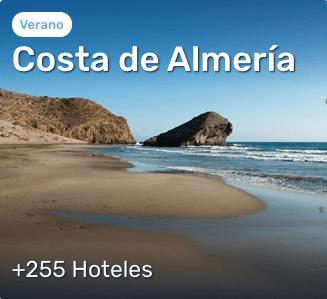 Hoteles Costa de Almería