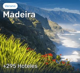 Hoteles Madeira