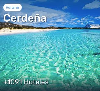 Hoteles Cerdeña