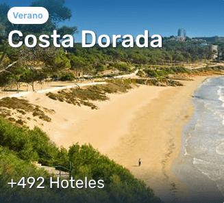 Hoteles Costa Dorada