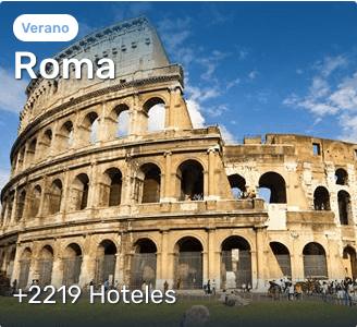 Hoteles Roma
