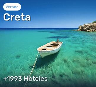 Hoteles Creta