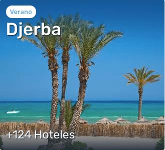 Hoteles Djerba