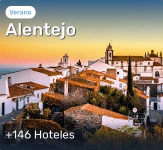 Hoteles en Alentejo