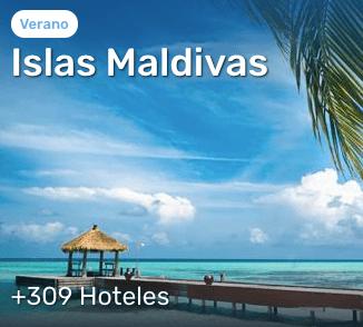 Hoteles Islas Maldivas
