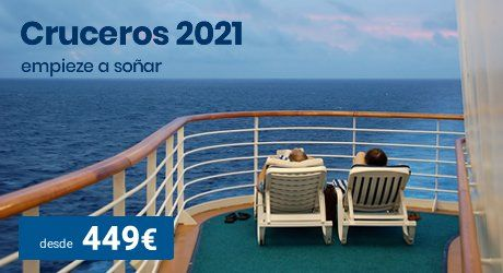 Ofertas Cruceros 2021