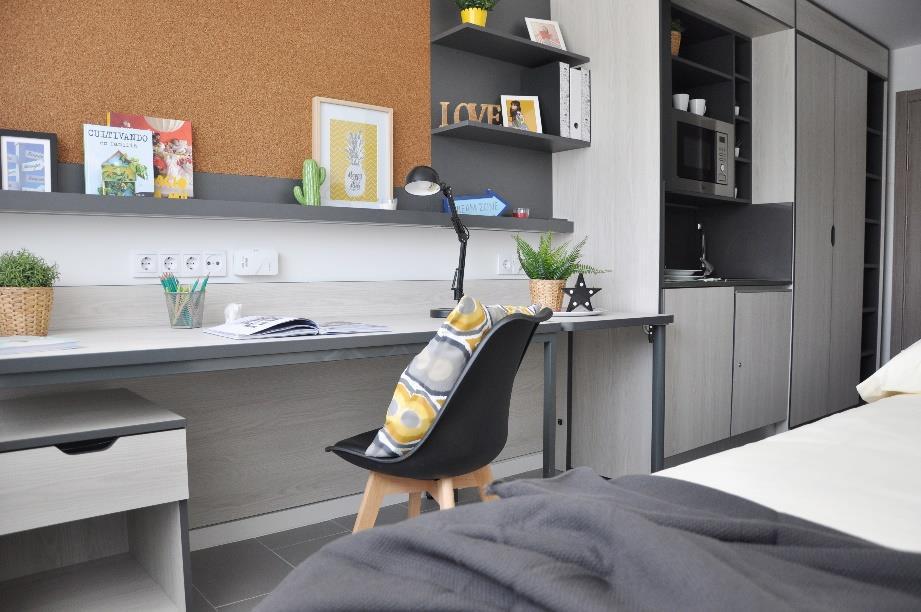 habitación individual 1