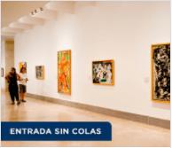 Museo Thyssen y Panorámica de Madrid