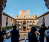 Visita a la Alhambra con audioguía
