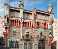 Casa Vicens - Barcelona