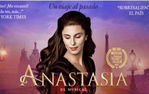 Entradas Anastasia