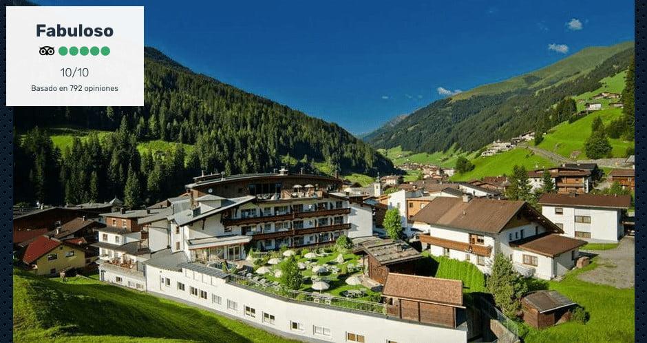 Hotel Alpin Spa Tuxerhof buscador de hoteles