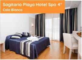 Sagitario Playa Hotel Spy Cala Blanca