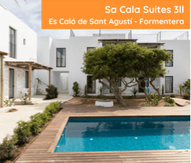 Sa Cala Suites 3II Es Caló de Sant Agustí- Formentntera