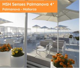 MSH Senses Palmanova 4* Palmanova- Mallorca