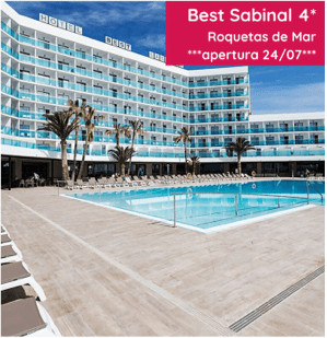 Best Sabinal 4* Roquetas de Mar