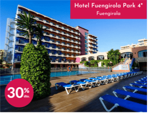 Hotel Fuengirola Park- Oferta agosto