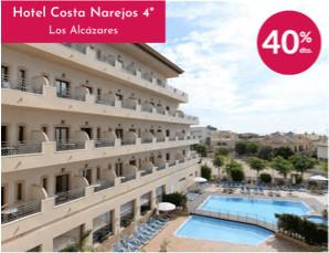 Hotel Costa Narejos- Oferta Agosto