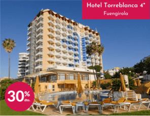 Hotel Torreblanca -Oferta Agosto
