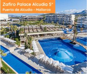 Zafiro Palace Alcudia - Oferta especial