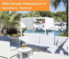 MSH Senses Palmanova- oferta especial