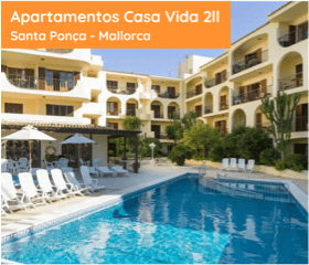 Apartamentos Casa Vila 2II - OFERTA ESPECIAL