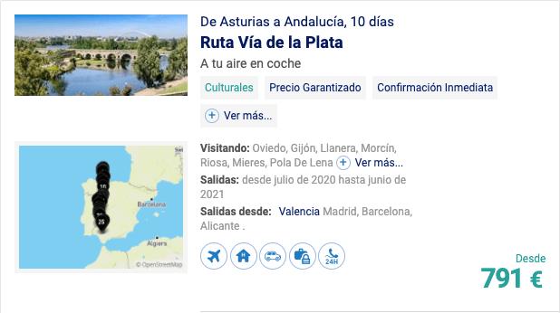 Ruta Via de la Plata